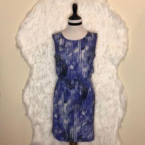 Atlheta Blue Dress